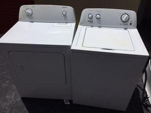 Washing machine set for Sale in Atlanta, GA