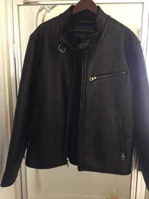 New Authentic Marc Jacobs Men Jacket Size XL for Sale in Tolleson, AZ
