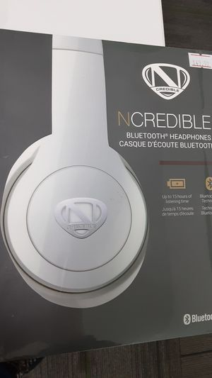 Credible Bluetooth headphones for Sale in San Angelo, TX