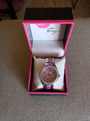 Pink Betsey watch for Sale in Sierra Vista, AZ