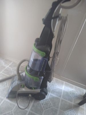 Hoover steam vac dual with rinse for Sale in Houston, TX