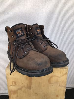 Timberland Pitboss steel toe size 11 for Sale in Palm Desert, CA