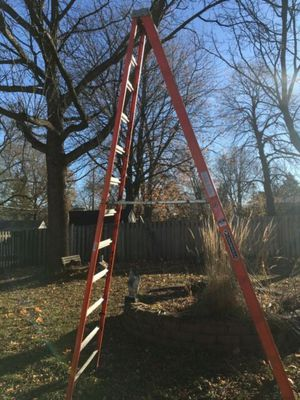 12 foot step ladder for Sale in Seattle, WA