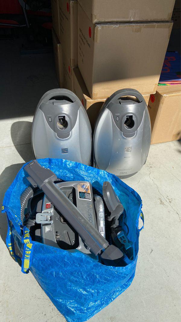 Kenmore Elite 800Series Vacuum