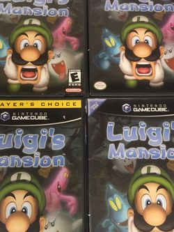 Luigis Mansion $75 Gamehogs 11am-7pm for Sale in Montebello,  CA