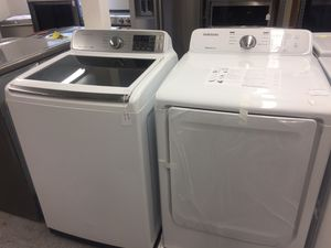 Samsung washer and gas dryer for Sale in San Luis Obispo, CA