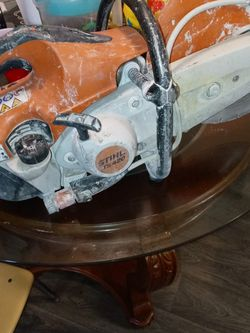 Stihl TS420 Works Great for Sale in Dallas,  TX