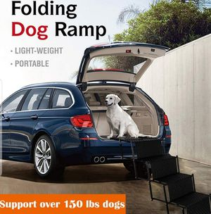 Pet Car Step Stairs (Accordion Metal Frame) for Sale in San Diego, CA
