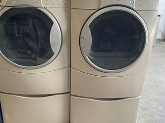 Kenmore Elite Washer And Electric Dryer Set for Sale in Stockton,  CA