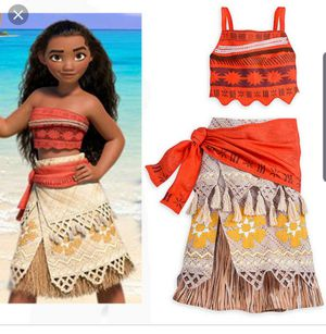 Moana dress for Sale in Los Angeles, CA