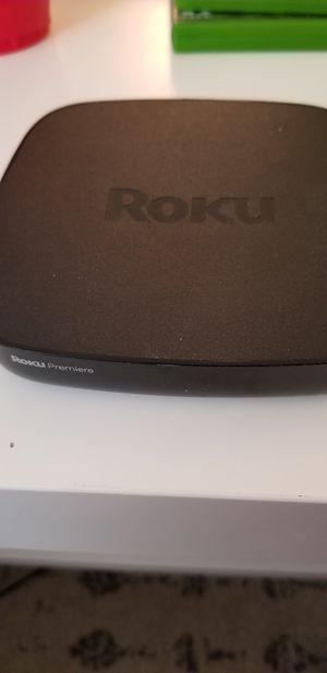 Roku premier model 4620x for Sale in North Las Vegas, NV