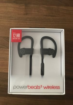 Powerbeats 3 wireless for Sale in Mission, KS