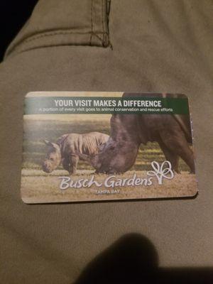 Bush Garden tickets for Sale in Lake Wales, FL