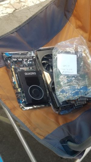 Taking offers for 3 graphics cards for Sale in Anaheim, CA
