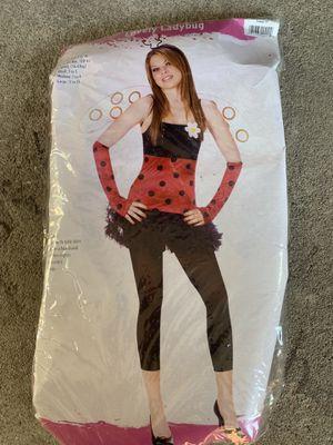 Medium size ladybug costume for Sale in Rancho Cucamonga, CA