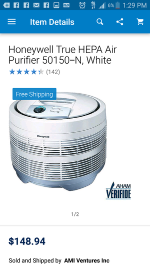 Brand new air purifier for Sale in NC, US