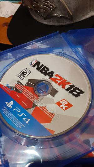 NBA2k18 for Sale in Hampton, VA
