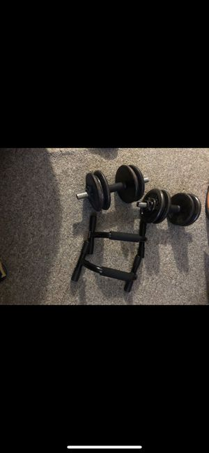 Dumbbell ,25 lb for Sale in San Jose, CA