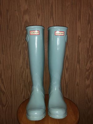 Hunter rain boots for Sale in Woodburn, OR