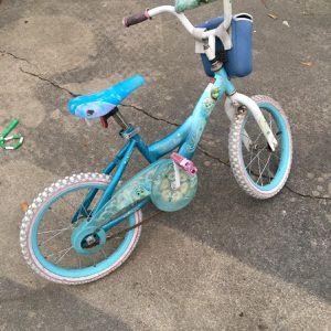 Girls Bike Frozen for Sale in Carencro, LA
