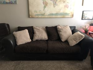 Couches with Pillows for Sale in Phoenix, AZ