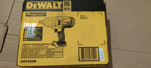 NIB: DCF889B Cordless 1/2 in. High Torque Impact Wrench with Detent Pin (Tool-Only) for Sale in Falls Church, VA