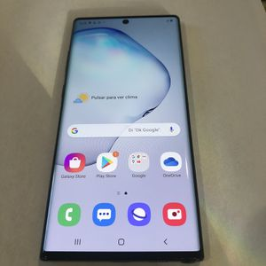 SAMSUNG GALAXY NOTE 10 PLUS 128GB • FACTORY UNLOCKED • CLEAN • GOOD CONDITION • Cash le Trades for Sale in Queens, NY