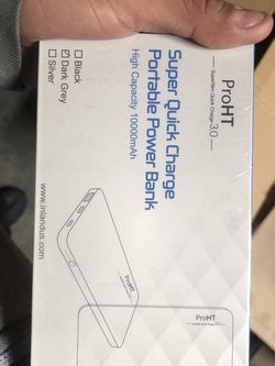 10000 Mah Power Bank for Sale in Anaheim,  CA