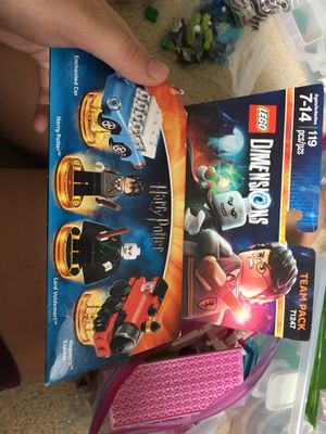 Lego dimensions Harry Potter team pack for Sale in Mill Creek, WA