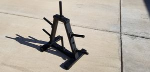 Weight Plate Rack for Sale in Scottsdale, AZ