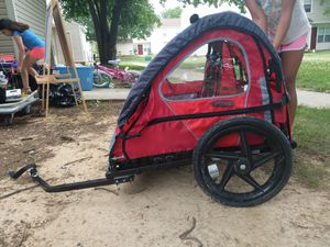 Instep bike trailer. for Sale in Baltimore, MD