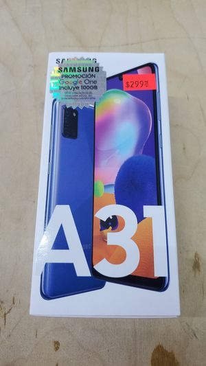 Samsung Galaxy A31 64GB Unlocked for Sale in Pasco, WA
