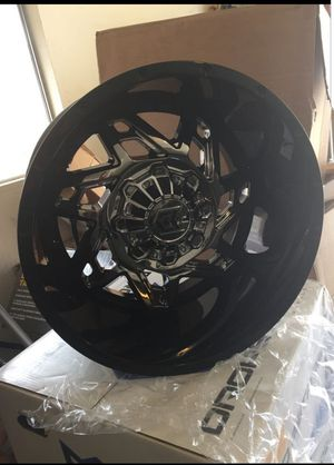 """20"""" Dropstars Rims Ford F250 F350 for Sale in Menifee, CA"""