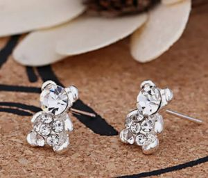 New in packaging Tiny Teddy Bear Earrings for Sale in Wichita, KS