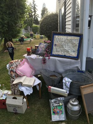 4th of July Blow Out Estate Yard Sale!! for Sale in SeaTac, WA