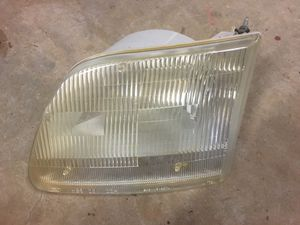 Head lights Ford F-{contact info removed}. Left and right sides + right side turn signal for Sale in Kealakekua, HI