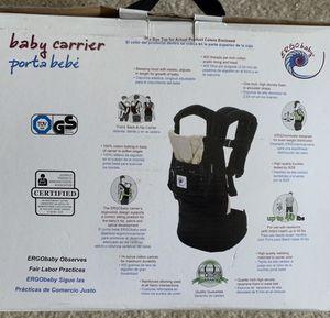 Ergo baby carrier. Black for Sale in Richmond, CA
