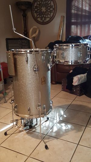 Yamaha Club Jordan Cocktail drumset for Sale in Modesto, CA