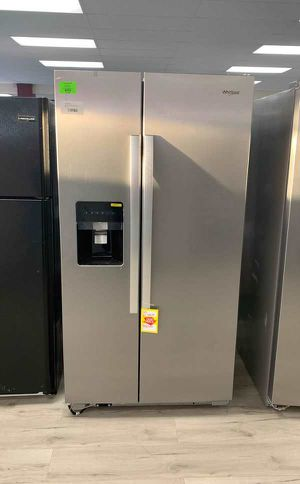 BRAND NEW WHIRLPOOL WRS315SDHZ REFRIGERATOR LNZI for Sale in Seal Beach, CA