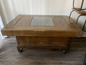 Antique Japanese Hibachi Table for Sale in San Diego, CA
