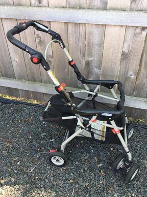 Snap N' Go Car seat stroller for Sale in Unorganized Territory of Fort Snelling, MN
