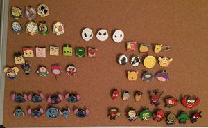 Disney Trading pins for sale! Many different kinds and more than shown for Sale in Orlando, FL