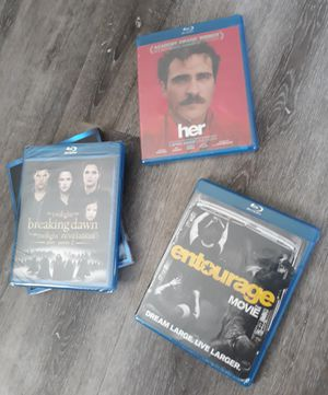 BLU-RAY lot of movies - Best Seller Movies - Brand New - Sealed for Sale in Longmont, CO
