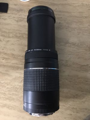 Canon lens for Sale in Cleveland, OH