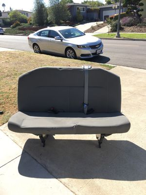 Ford Econoline Van Seats for Sale in Westchester, CA