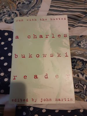 Run with the hunted by Charles Bukowski for Sale in Miami, FL