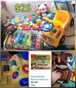 Toys Todo por solo $25 tengo mas cosas Pick up only for Sale in San Jose, CA