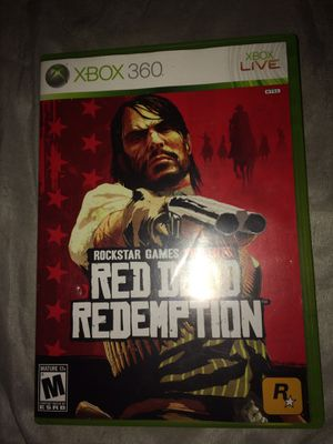 Red Dead Redemption Xbox 360/Xbox One Game for Sale in Hammonton, NJ