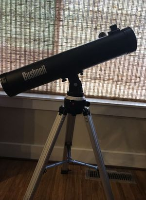 Bushnell VOYAGER REFLECTOR TELESCOPE for Sale in Kent, WA
