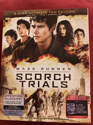 Scorch Trails DVD for Sale in Newberg, OR